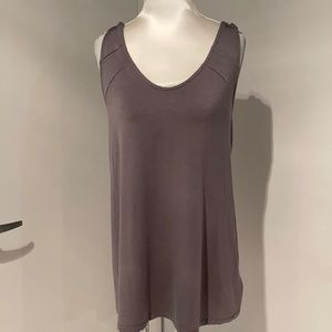 🧘♀️2/$30 LOLE Tank top taupe Med eco-friendly
